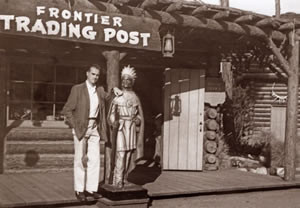 Trading Post in 1959