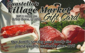 Village Market Gift Card