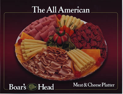 All American Party Tray