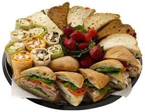 Assorted Sandwich Tray