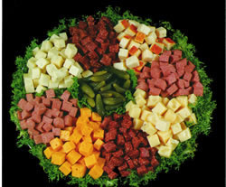 The Nibbler Party Tray